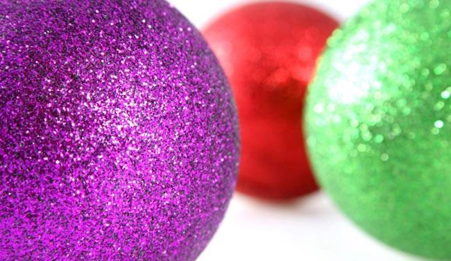 Bolas decoración navidad