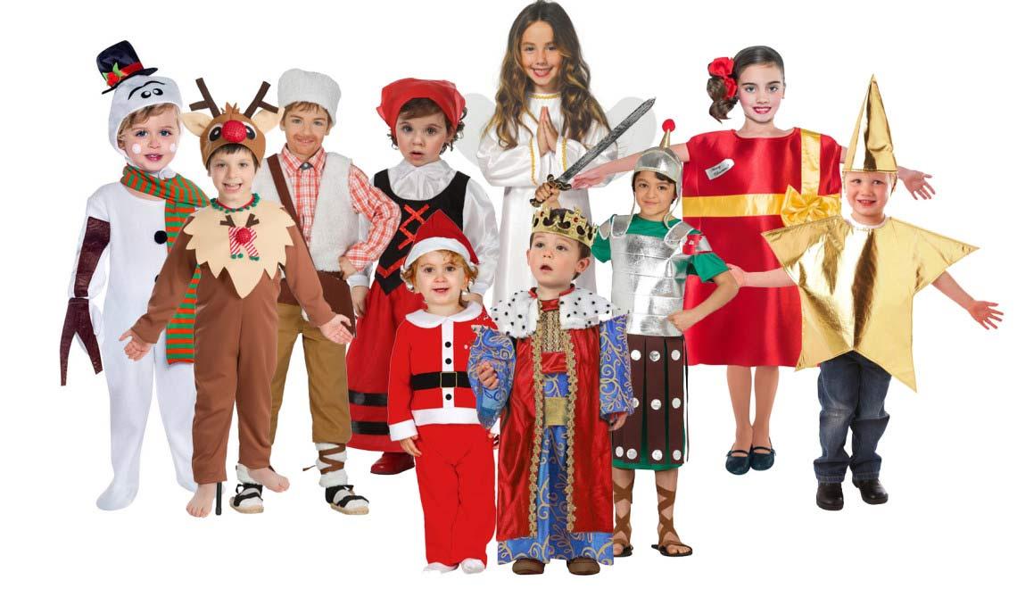 Top 10 de los disfraces de navidad para ni os m s - Disfraces infantiles navidad ...