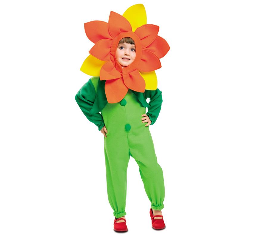 Disfraz De Flor Para Niña Blog De Disfrazzes
