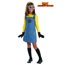 Disfraz Chica Minion