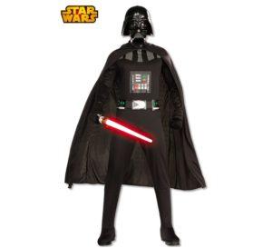 Disfraz Darth Vader con Espada de Star Wars