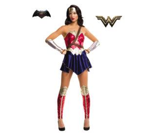 Disfraz Wonderwoman