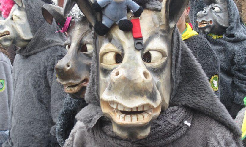 carnaval divertido