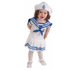 10 ideas de disfraces para el primer verano de tu beb blog de disfrazzes - Disfraz marinera casero ...
