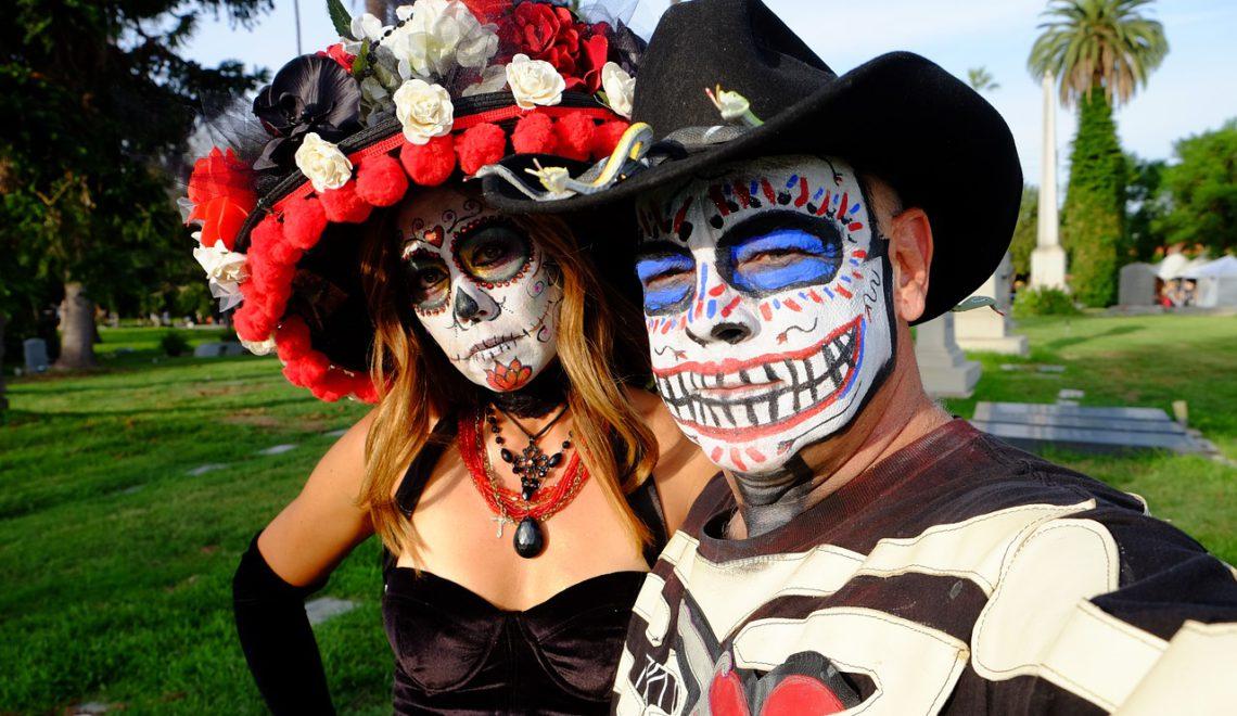 Cómo Pintar La Cara De Esqueleto Para Halloween Blog De Disfrazzes